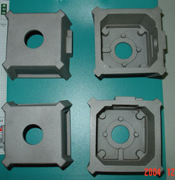 Austenitic stainless steel investment casting
